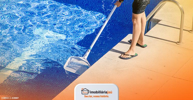 Está pensando em comprar ou alugar um imóvel com piscina?