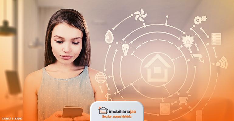 Descubra como usar a tecnologia na sua casa com a automação